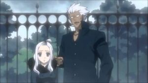 Mirajane and Elfmann