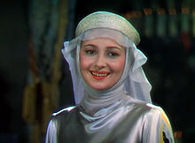 Olivia de Havilland in The Adventures of Robin Hood trailer 2
