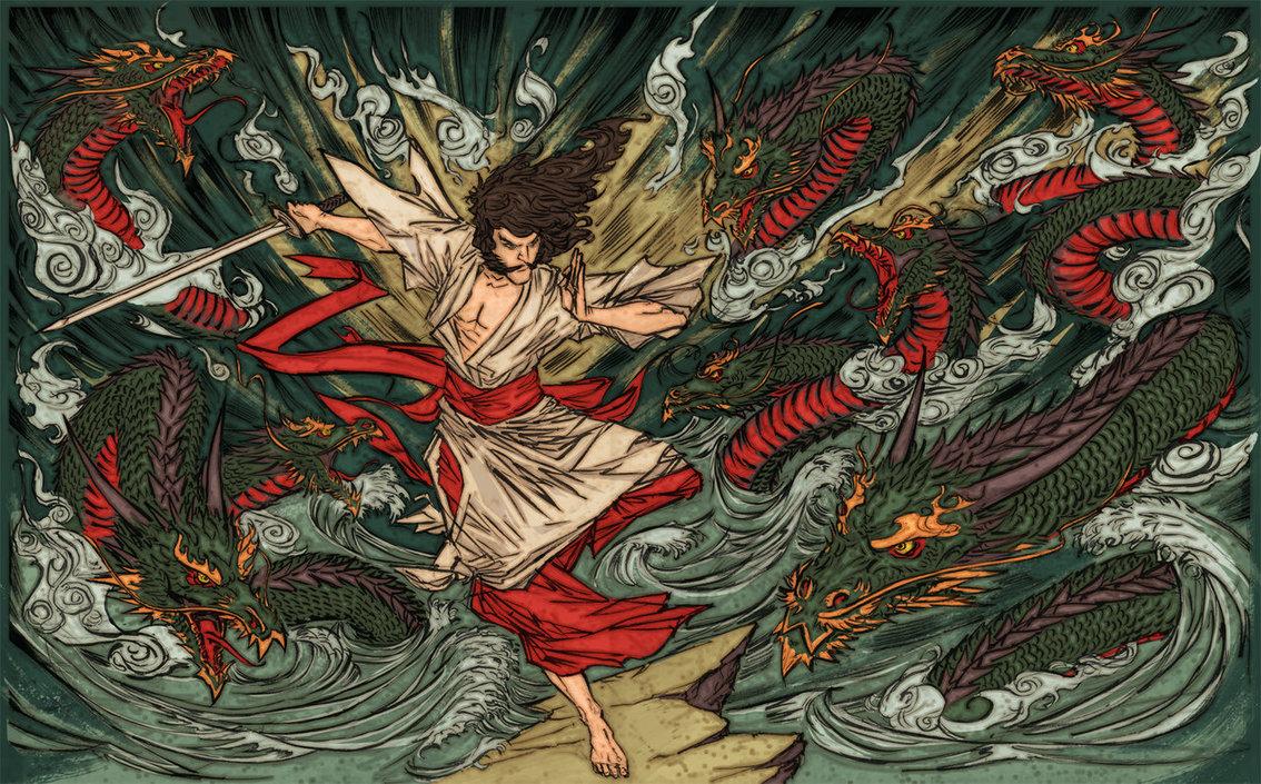 Image result for susanoo god