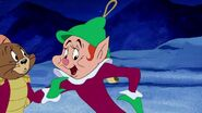 T&J: a nutcracker tale - Paulie the elf