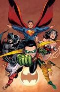 Batman and Robin Vol 2 40 Textless