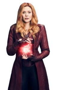 Infinity war scarlet witch