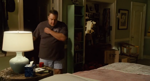 larry valentine preparing to go to bed with chuck for the first time - Larry Valentine