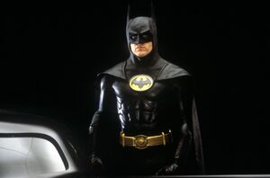 Michael Keaton As Batman
