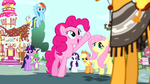 Pinkie Pie what an amazing coincidence