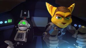 Ratchet and Clank Are Together Again