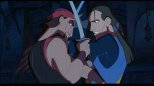 Sinbad vs. Proteus