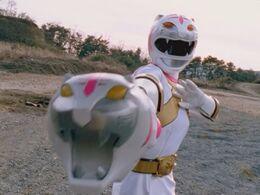 White Tiger Baton
