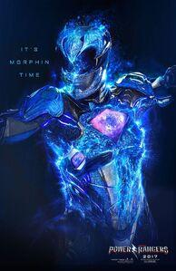 Blue Ranger (Character Poster)