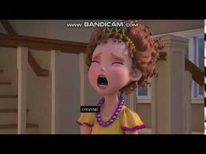 Nancy crying
