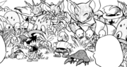 Red Safari Zone Pokémon Adventures
