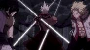 Rogue and Sting defeat Jiemma