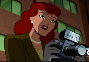 Vicki Vale Brave and the Bold