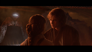 Anakin denies