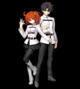 Gudao and Gudako