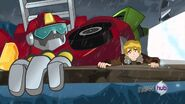 Heatwave and Cody (The Lost Bell)