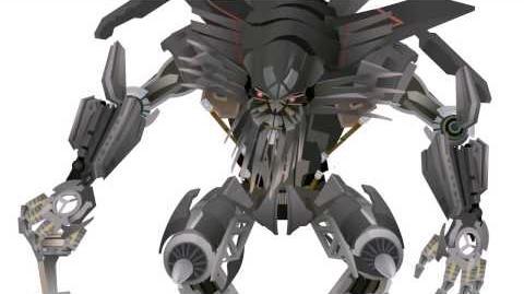 JETFIRE Transform - Short Flash Transformers Series