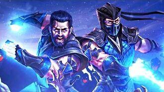 Mortal Kombat 11 - SUB ZERO ENDING