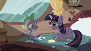 Twilight and Spikewhat have I done S03E13