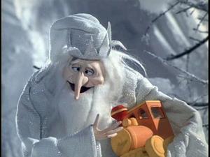 Winter Warlock reformed as a hero
