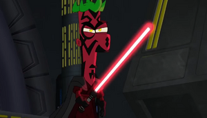 Darth Ferb Avatar