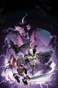 Justice League Dark Vol 2 12 Textless