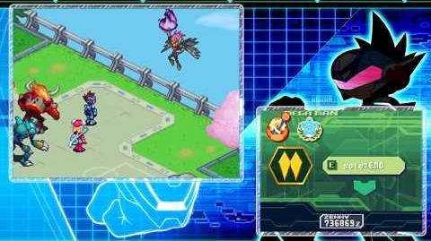 Mega Man Star Force 3 - Jack Corvus