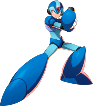 Rockman X DiVE Hunter X