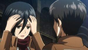 Shingeki no Kyojin Mikasa (333)