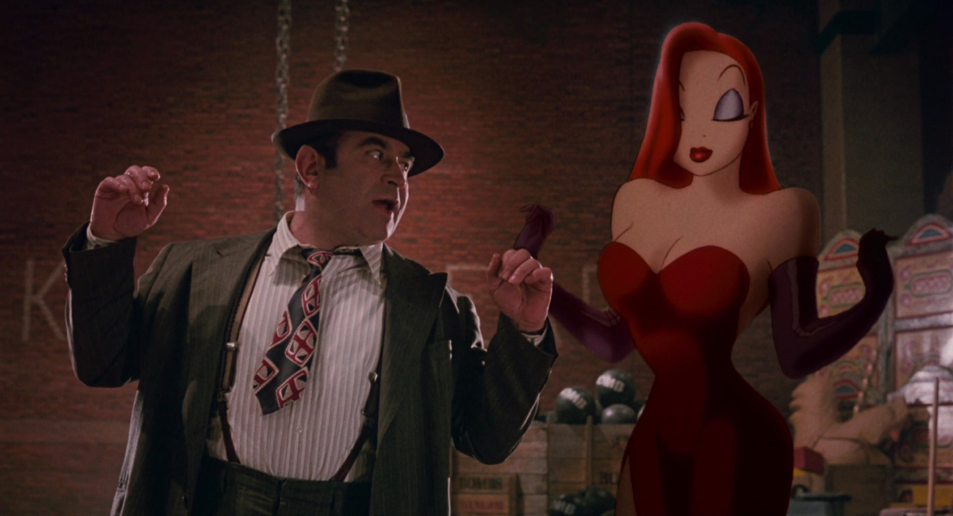 Luxury Jessica Rabbit Who Framed Roger Rabbit Image Collection ...