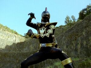 Dino Thunder Black