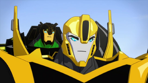 Grim and Bee (S1E22)