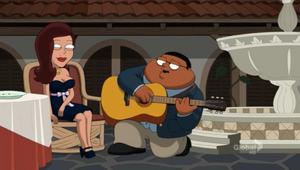 Junior Sings to Cecilia