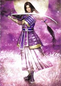 Mitsuhide Akechi SW2