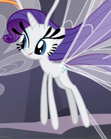 Rarity as Breezie