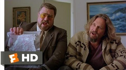 The Big Lebowski - Is This Your Homework Larry? Scene (9 12) Movieclips