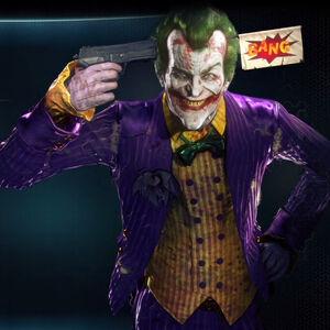 Joker Arkham 2015