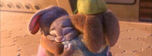 Judy's Goodbye