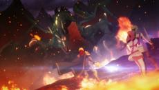 Kyouya Vs. Dragon