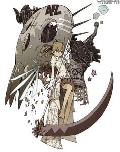 Maka and Soul must team up!