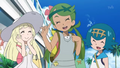 Mallow, Lana and Lillie are Cutes.