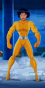 Muscular Alex