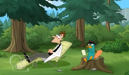 Perry siendo psicólogo de Heinz