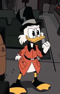 Scrooge McDuck 2017