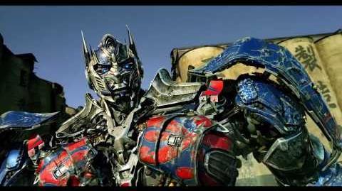 Transformers 4-Optimus Prime Vs Lockdown Final Battle