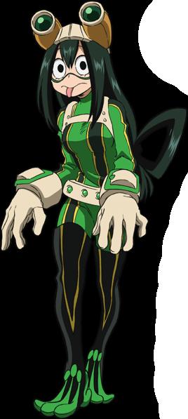 Tsuyu Asui Heroes Wiki Fandom