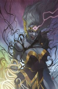 Wonder Woman and Justice League Dark The Witching Hour Vol 1 1 Textless Variant