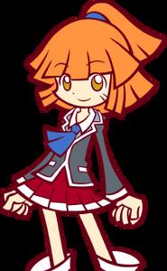 Arle Nadja Puyo Puyo 7 character