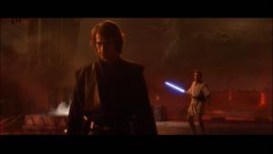 Darth Vader before