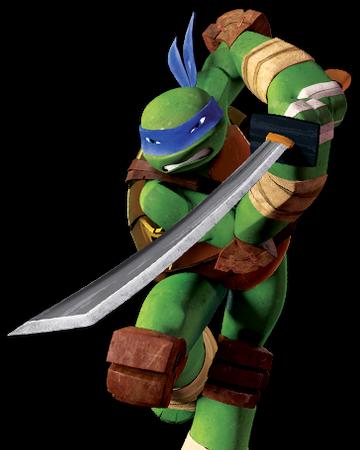 Leonardo Tmnt 2012 Heroes Wiki Fandom